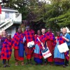 From Maasai Boma to Canadian Home