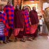 Philly Cheese Steaks and Maasai at the Market, Philadelphia, PA